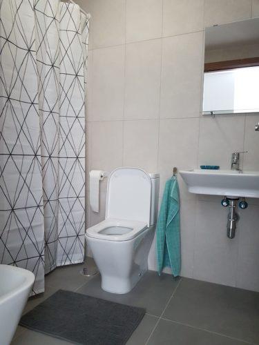 Apartment El Medano Badezimmer