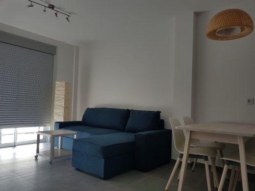 Apartment El Medano Wohnzimmer