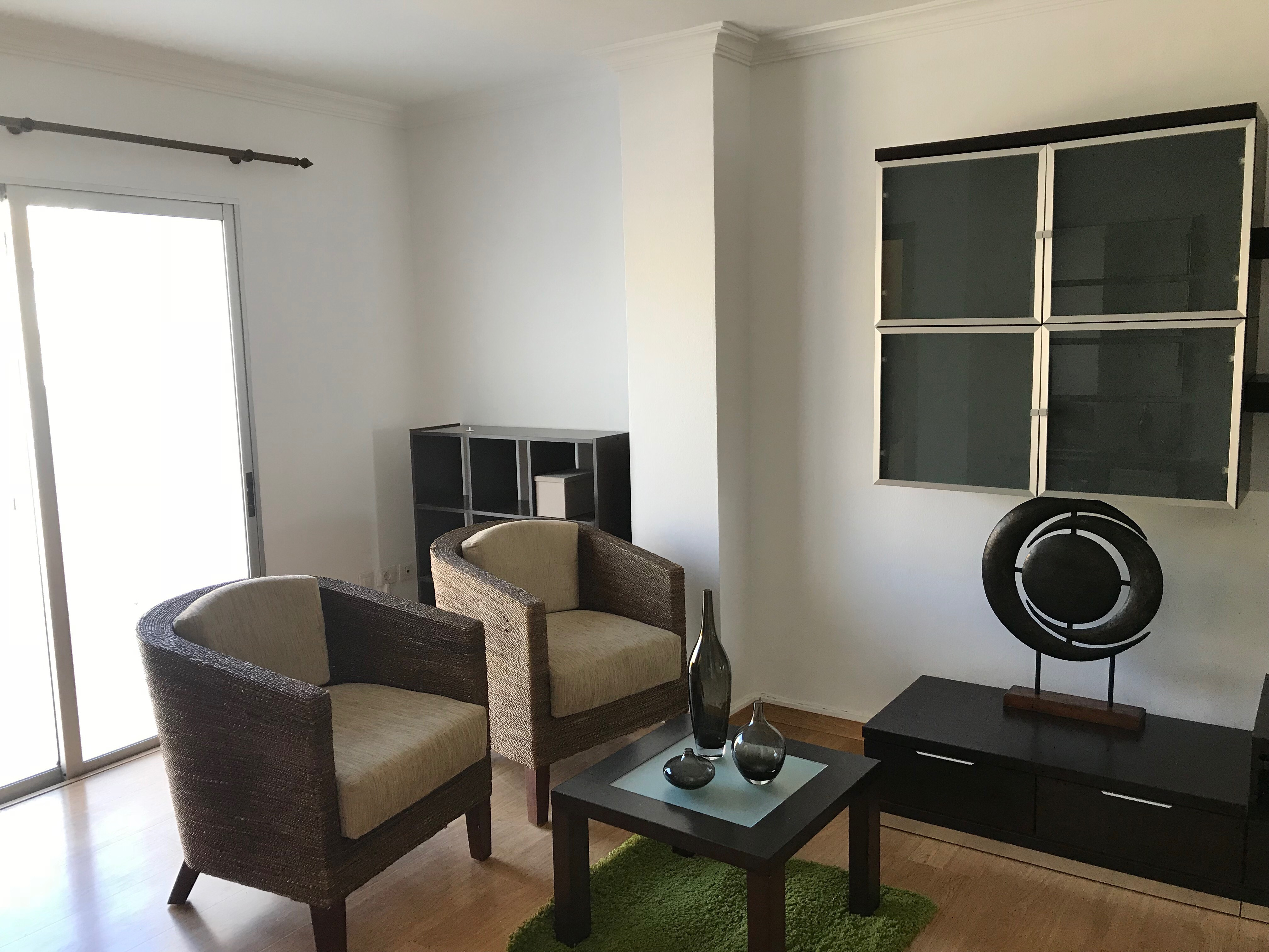 Penthouse Los Cristianos Miete Wohnzimmer