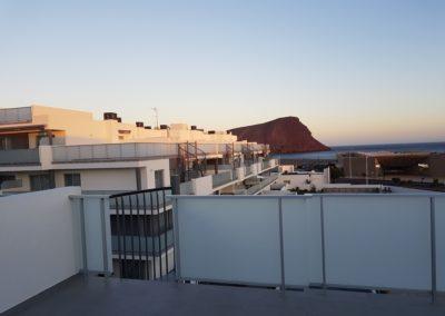 Apartment El Medano Aussicht