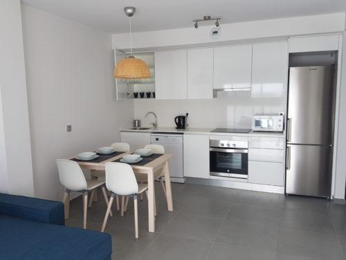Apartment El Medano Küche